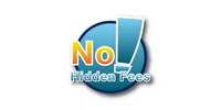 No Hidden Fees icon