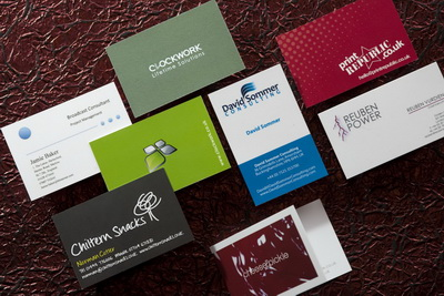 Business Card Printing in Utah
